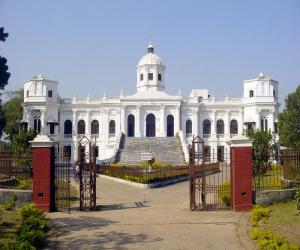 Tajhat Palace puzzle