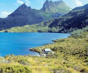 Tasmanische Wildnis, Australien puzzle