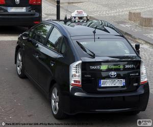 Taxi von Paris puzzle