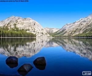 Tenaya Lake, USA puzzle