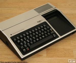 Texas Instruments TI-99/4A puzzle