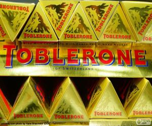 Toblerone-logo puzzle