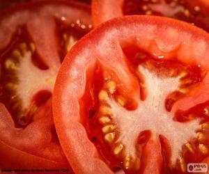 Tomatenscheiben puzzle
