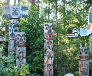 Totem puzzle