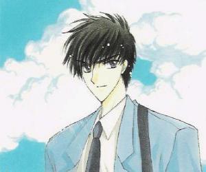 Toya ist kinomoto Sakura älterer Bruder puzzle