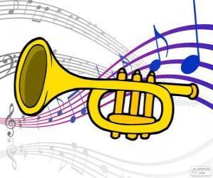Trompete puzzle