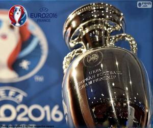 Trophäe, Euro 2016 puzzle