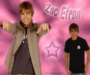 Troy Bolton (Zac Efron) puzzle