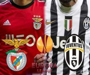 UEFA Europa League 2013-14 Halbfinale, Benfica - Joventus puzzle