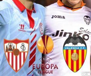 UEFA Europa League 2013-14-Halbfinale, Sevilla - Valencia puzzle