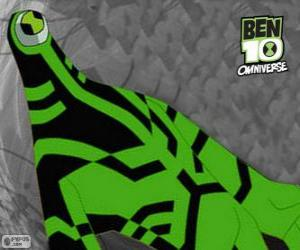 Upgrade, Ben 10 Omniverse puzzle