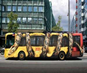 Urban Bus, Kopenhagen puzzle