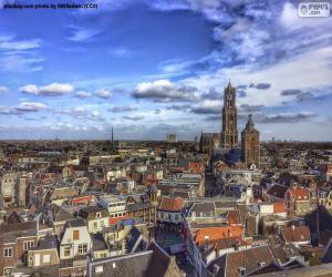 Utrecht, Niederlande puzzle