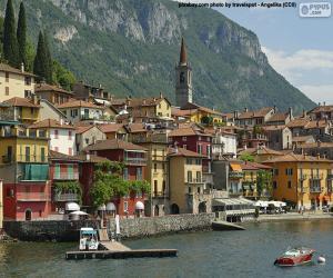 Varenna, Italien puzzle
