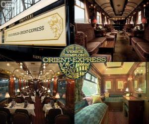 Venice Simplon Orient - Express puzzle