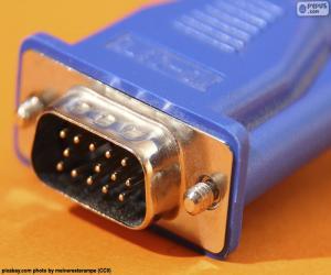 VGA-Kabel puzzle