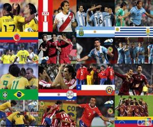 Viertelfinale, Argentinien 2011 puzzle