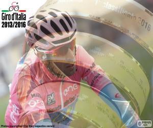 Vincenzo Nibali, Giro Italien 2016 puzzle