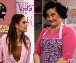 Violetta und Olga puzzle