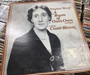 Virginia Woolf puzzle