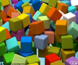 Würfel puzzle