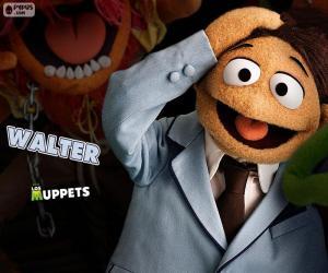 Walter von den Muppets puzzle