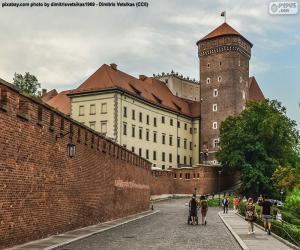 Wawel Castle, Polen puzzle