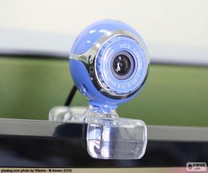Webcam puzzle