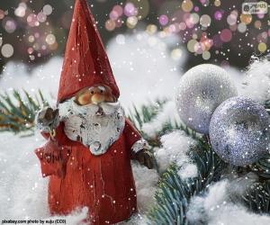 Weihnachtsmann, Weihnachten puzzle