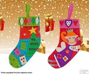 Weihnachtsstiefel puzzle