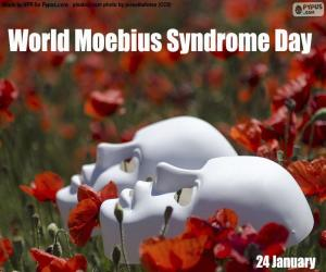 World Moebius Syndrome Day puzzle