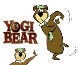 Yogi Bär leben große Abenteuer in Jellystone Park puzzle