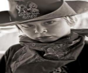 Young Cowboy puzzle