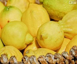 Zitronen puzzle