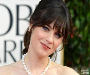 Zooey Deschanel puzzle