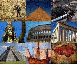 Geschichte puzzles