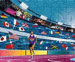 Berühmte sportler puzzles