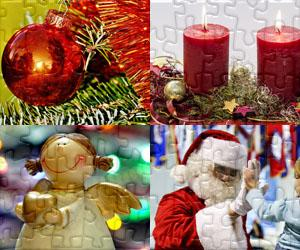 Weihnachten puzzles