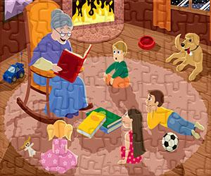 Kindergeschichten puzzles