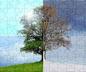 Jahreszeiten und Feste puzzles