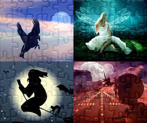 Fantasie puzzles