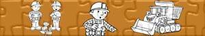 puzzles Bob der Baumeister