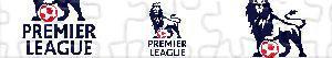 puzzles Flaggen und Emblemen der England Fußballmeisterschaft - Premier League