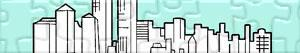 puzzles Städte und Dörfer