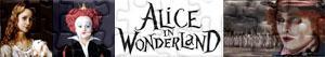 puzzles Alice im Wunderland - Tim Burton