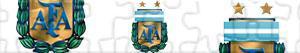 puzzles Argentinien Meisterschaft - Primera División AFA