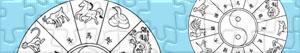 puzzles Chinesisches Horoskop