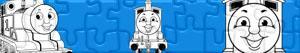 puzzles Thomas und Seine Freunde