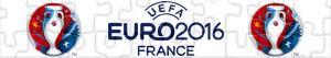 puzzles UEFA EURO 2016 Frankreich