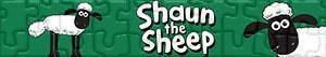 puzzles Shaun das Schaf